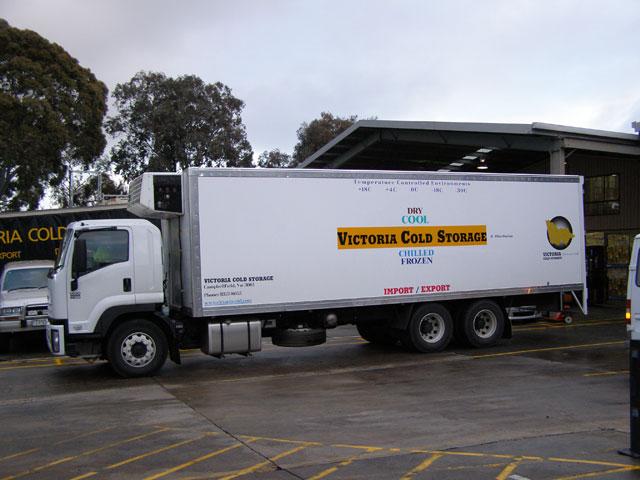 Victoria Cold Storage